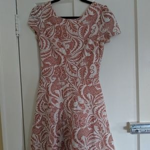 Ark and co pink dress medium